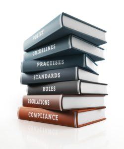 conjunto de manuales de regulación alimentaria
