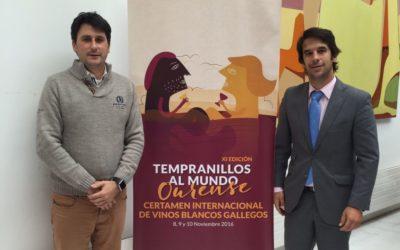 """EL Director del Laboratorio Sensorial de CIBUS forma parte del jurado del Concurso """"Tempranillos al mundo"""""""