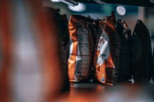 envases de productos alimentarios