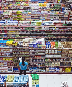 estudios de consumidores