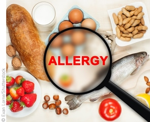 alérgenos detectados